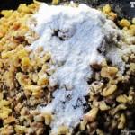 煮夫教你给家人做天然的营养品----芝麻核桃粉的制作