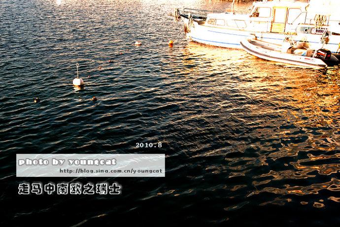 日内瓦湖边贵得吓人的炒米线