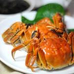 【清蒸大闸蟹】——中秋一定要吃的美味