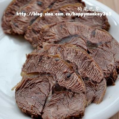 【卤牛肉】(升级版,或加强版)