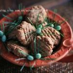 亲子基础饼干面团制作+1次3种口味变化
