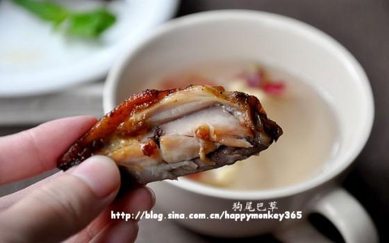 【黑胡椒蚝油烤鸡翅】