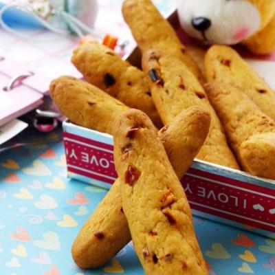 为嗜辣族量身定做的饼干——健康派的橄榄油辣味饼干