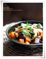 每天吃点豆制品!【双椒烩炒豆油皮】
