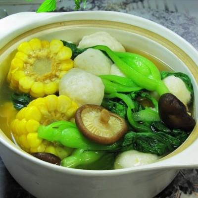煮夫教你如何把汤水做到一定的境界------深秋最佳补水汤