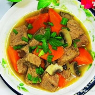 寒潮来袭时你需要这碗炖牛肉-----煮夫给大家推荐18道健康的抗寒荤菜