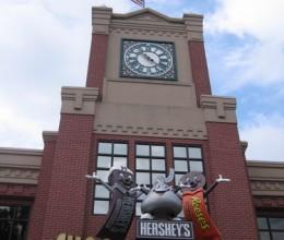 美国:真的有一座巧克力梦工厂