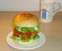 """风靡纽约的""""台式汉堡"""":传统猪肉刈包"""
