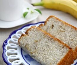 四条香蕉做个蛋糕:赤堀博美超Q润香蕉戚风