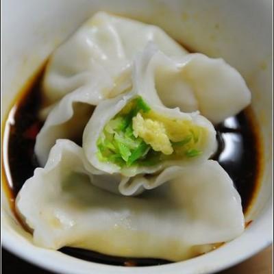 南方人的北方饺-----西葫芦蛋饺