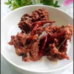 冬季老少皆宜的补钙滋补菜——红焖羊蝎子
