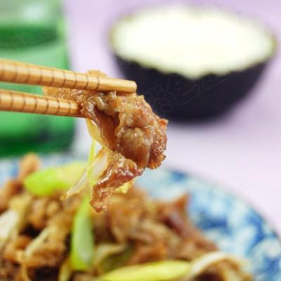 冬季进补首选羊肉--3招搞定老北京冬季传统菜葱爆羊肉