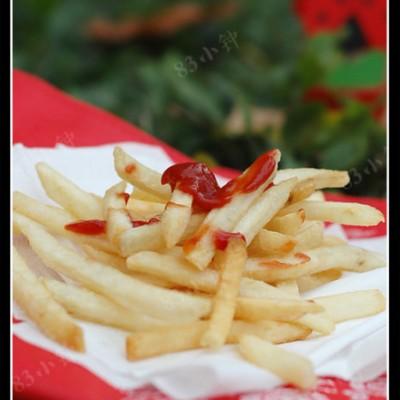 【炸薯条】—KFC有关薯条的小秘密