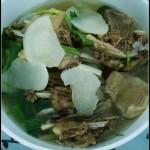 塞北人冬季餐桌上离不了的暖身滋补菜——白萝卜炖羊排