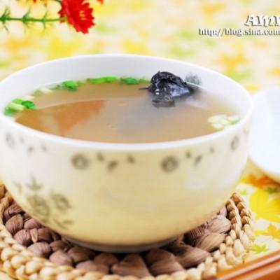 降温天抗疲劳增强抵抗力的滋补上汤——西洋参乌鸡汤