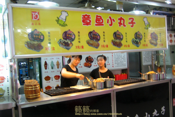 武汉,百年商业老街上的人气小吃!