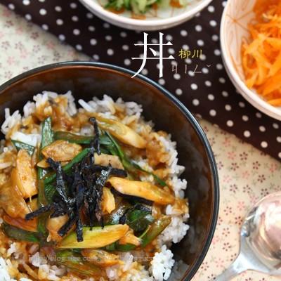绝非浪得虚名的日本江户乡土料理:柳川丼