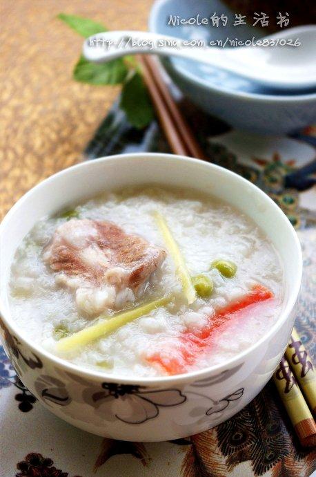 品尝生活的本真滋味——清鲜美味的花蟹粥