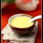 武汉最热门的早餐饮品【蛋酒】