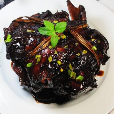 用一根稻草煮出江南农家味的红烧羊肉-----五星级酒店,请站到一边去