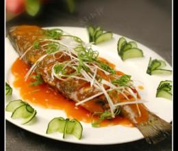 【糖醋鲈鱼】/好吃的糖醋汁怎么调?