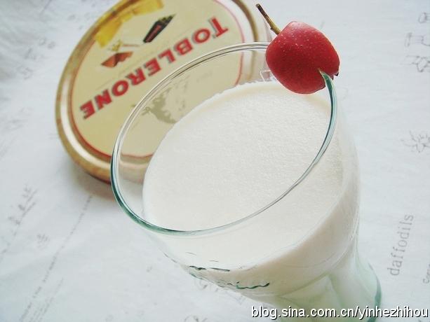 最拉风的美颜瘦身饮品:山药果汁牛奶