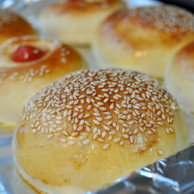 寒冷冬日,烤一炉手工面包取暖!