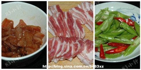 【农家小炒肉】好吃的4个关键