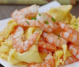 不到五元的低成本美味——唤醒冬日的虾仁炒蛋
