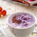三个小诀窍成就粗粮的养眼吃法———紫薯小元子