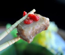 鲜香滑嫩的蒸排骨--粽香蚝油蒸排骨