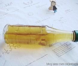 自制一瓶能止咳的【甘蔗汁】