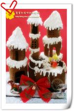 圣诞水果面包-潘妮托妮