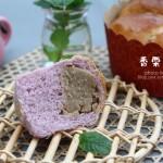 自己搭配,最对口味:10小时中种香栗紫薯包