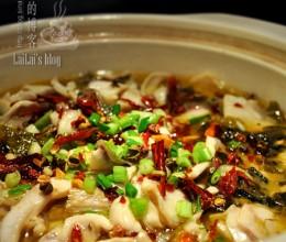 冬日餐桌上最惹味的鱼——【酸菜鱼】