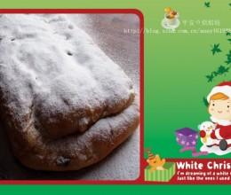 在欧洲盛传三百年不衰的圣诞面包——史多伦(Stollen)