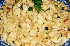 秋冬老少皆宜的营养美味豆腐——鸡闹豆腐
