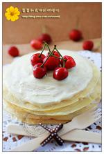 平底锅做蛋糕--迷你年轮蛋糕