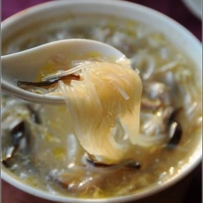 用心做一碗香港街头小吃----碗仔翅(说翅没有翅)