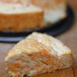 早餐的蛋糕——胡萝卜奶酪蛋糕