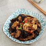 〖蘑菇宴第十道菜〗蘑菇开会——鲍汁上素(好多好多蘑菇菜)