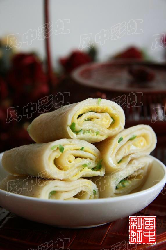 有年味儿的喜庆面食【绣球豆包】共42道家常面食