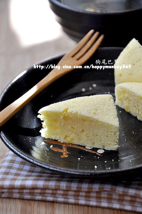 蒸出来的清新小蛋糕【柠檬小蒸糕】