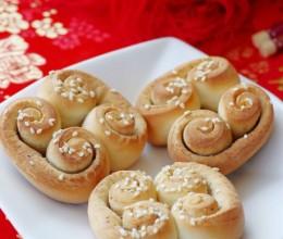 冬日里的温暖回忆——金黄酥脆的芝香烤花卷