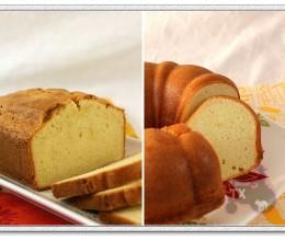 两款无泡打粉磅蛋糕-史上最被误解的蛋糕