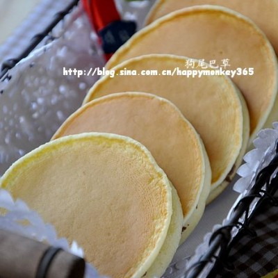 早餐29【红豆铜锣烧】