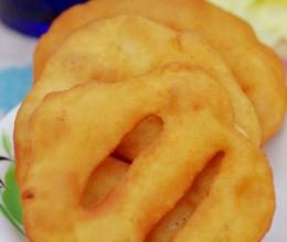 充满年味儿的北方吃食——家庭自制炸油饼