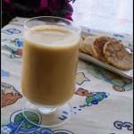 学生养眼可从早餐的一杯豆浆开始——枸杞开心果豆浆