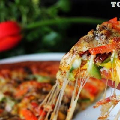 五个绝招让烘培新手也能做出奢华的至尊披萨