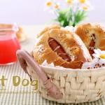 七款面包让你一周早餐不用愁———热狗之肠仔包